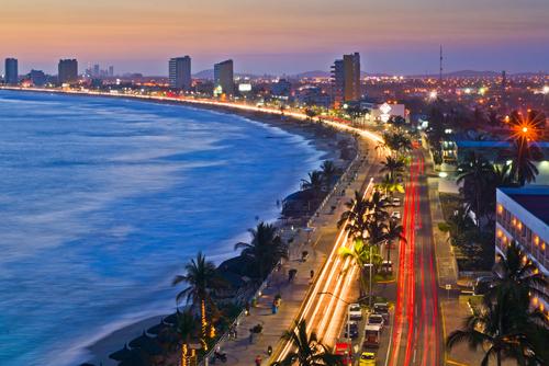 Mazatlán La Perla del Pacífico